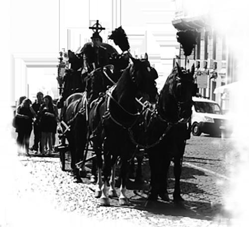 Carrozza funebre Napoli