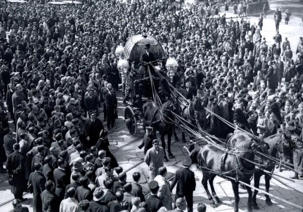 Funerali a Napoli