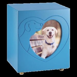 Urna per cani personalizzabile