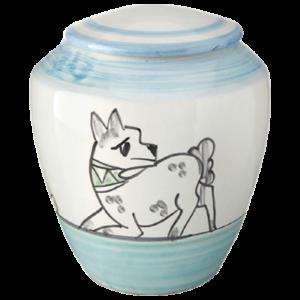 Urna vietrese per cani